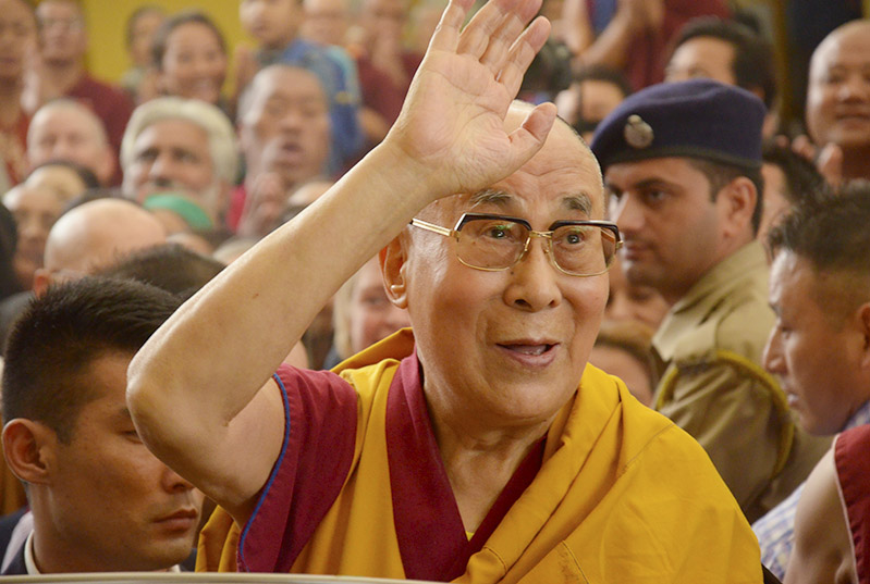 Tibet-His-Holiness-Dharamshsala-Teaching-ASIA-2017